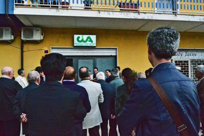 Inaugurazione Sede CIA Adrano